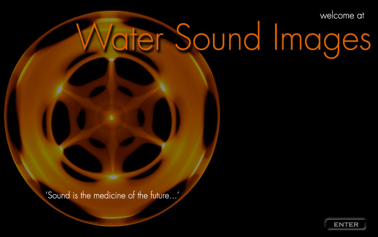 welcome at Water Sound Images